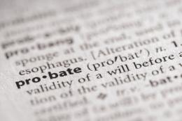Feature image for Executors and Probate
